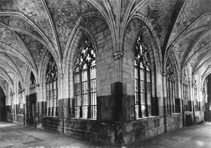 Netherlands Basilica Basiliek van O.L Vrouw Maastricht, Gotische Kruisgang