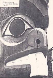 Totems, Greetings From The Totems Of British Columbia, Canada, 1950-1970s