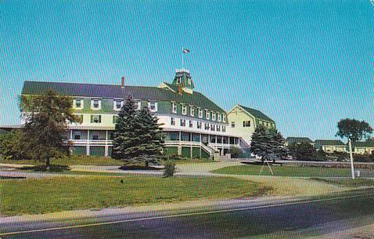 New Hampshire Rye Beach Ocean Wave Hotel