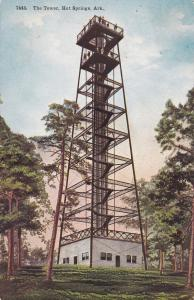 HOT SPRINGS , Arkansas , 00-10s ; The Tower