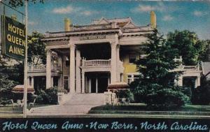 Hotel Queen Anne New Bern North Carolina