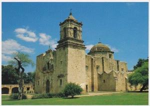 San Antoino Missions National Historical Park San Antonio Texas