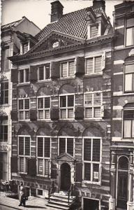 Netherlands Amsterdam Rembrandthuis aan Jodenbreestraat Real Photo