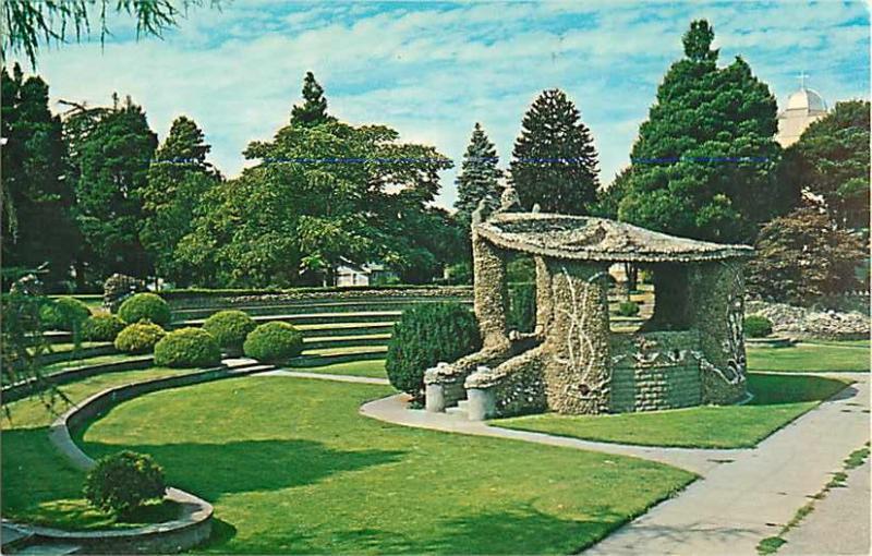 View in Causland Memorial Park Anacortes Washington WA / HipPostcard
