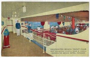 Chicago, Edgewater Beach Yacht Club, Edgewater Beach Hotel