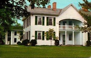 Ohio Newark Sherwood-Davidson House The Licking County Museum