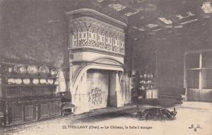 MEILLANT (Cher) , France , 00-10s ; Le Chateau , la Salle a manger