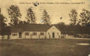 Caddy House Long Island NY 1937