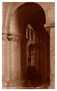 Christchurch  Priory   Norman  Arch  RPC Judges LTD  no. 4653