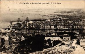 CPA MARSEILLE Vue générale (445039)