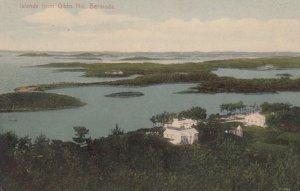 Islands from Gibbs Hill , BERMUDA , 1911