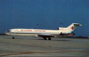 Air Algerie Boeing B-727-2D6 At Barcelone Spain