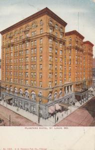 ST. LOUIS , Missouri , PU-1909 ; Planters Hotel