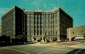Illinois Chicago Michael Reese Hospital
