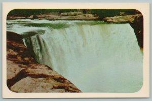 Kentucky~Beautiful Cumberland Falls~Vintage Postcard