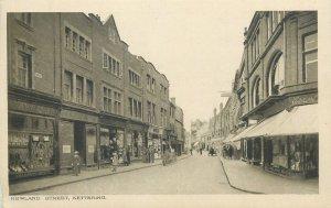Postcard England Kettering Newwland Street