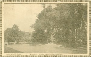 1912 MERRIMACK VALLEY AUTOMOBILE RACE COURSE HAIRPIN TURN LOWELL ROAD RACE 1908