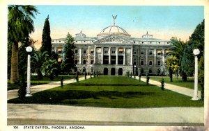 AZ - Phoenix. State Capitol
