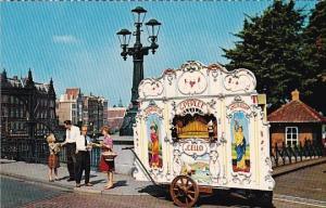 Netherlands Amsterdam Barrel Organ