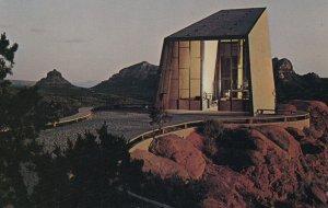SEDONA , Arizona , 1950-60s ; Chapel of the Holy Cross
