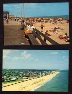DE Lot 2 Greetings From REHOBOTH DELAWARE Postcards