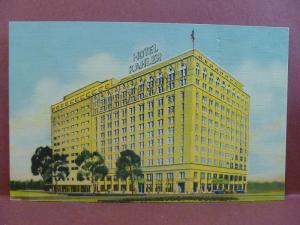 Old Postcard MN Rochester The Kahler Hotel