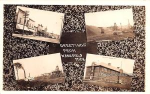 Greetings from Wakefield MI 1919