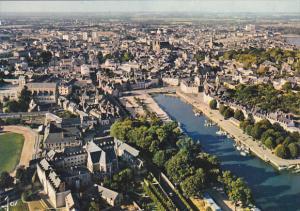 France Vannes Vue generale du Port