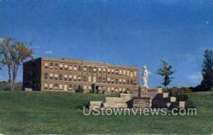 Sullivan Hall, Merrimack College Andover MA Unused