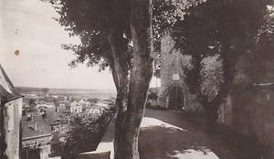 RP, Panorama, Le Chateau, Gray (Haute Saone), France, 1920-1940s