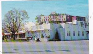 Indiana Huntington Huntington Laboratories