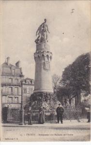 France Troyes Monument des Enfants de l'Aube