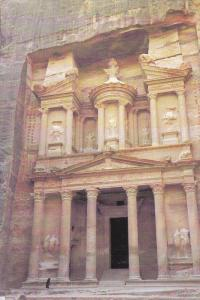Petra / The Treasury , JORDAN , PU-1979