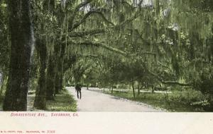 GA- Savannah- Bonaventure Cemetery