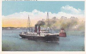 SS Prince Arthur, Yarmouth, Nova Scotia, Canada, 1910-20s