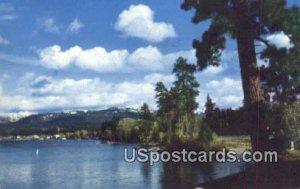 Payette Lakes - Lewiston, Idaho ID