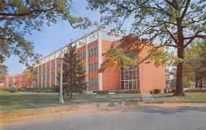 Hickory NC Minges Science Building~Lenoir Rhyne College 1950s