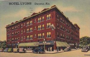 Alabama Selma Hotel Albert