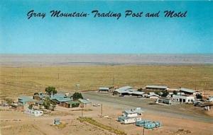 AZ, Gray Mountain, Arizona, Gray Mountain Hotel, Petley Studios No. 78707