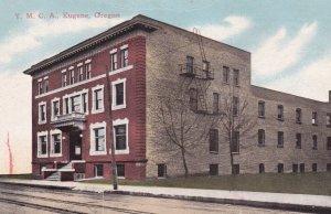 EUGENE , Oregon , 00-10s ; Y.M.C.A.
