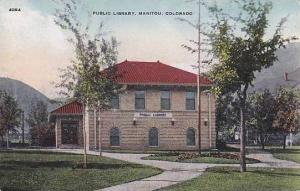 Colorado Manitou Public Library