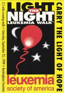Light The Night Leukemia Walk Chicago 1999