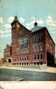 Massachusetts Boston High School