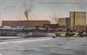 Iowa Cedar Rapids American Cereal Mills 1920
