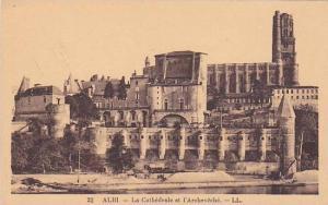 La Cathedrale Et l'Archeveche, Albi (Tarn), France, 1900-1910s