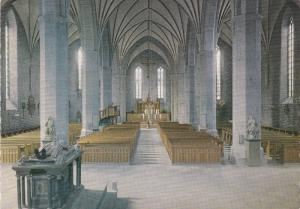 Vadstena Abbey Church, Nave, VADSTENA, Sweden, 50-70´s