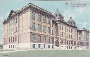 New York Syracuse North High School