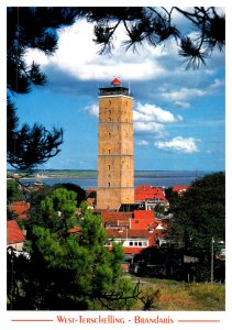 Netherlands   West tersckelling light house