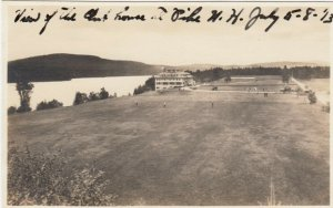 RP; PIKE,  New Hampshire, 1910S; View of the Club House