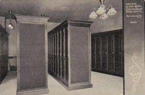 Pennsylvania Harisburg Senate Cloak Room Capitol Building